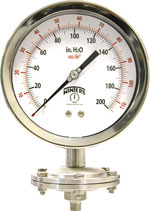 PSG Schaeffer Pressure Gauge
