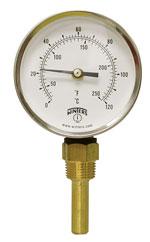 TBT HVAC Bi-Metal Thermometer