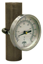 TCT Clamp-On Thermometer