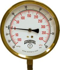 P1S 100 Series Pressure Gauge