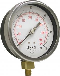 P3S 300 Series Pressure Gauge